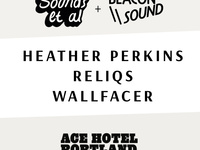 Heather Perkins/Reliqs/Wallfacer