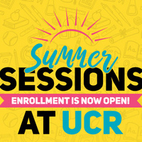 Summer Sessions - Application Filing Period