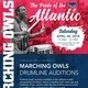 Marching Owls Drumline Auditions