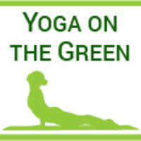 Yoga on the Green, Earth Month activity
