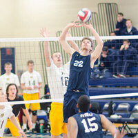 Missouri Baptist University Men's Volleyball vs  Lourdes University