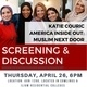 Screening & Discussion of Katie Couric's America Inside Out: Muslim Next Door