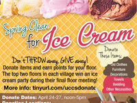Spring Clean for Ice Cream