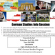 German Studies Info Session