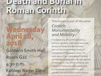Corinth Speaker Series - Kathleen Slane