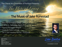 The Hope of Loving: The Music of Jake Runestad