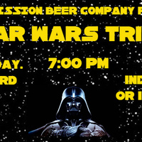 Star Wars Trivia Night!