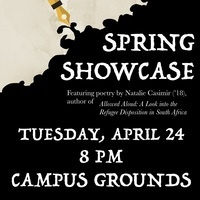 Can-I-Poet Spring Showcase