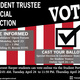 Student Trustee Special Election