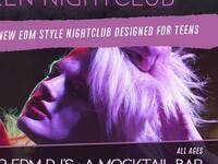 Detox Pop-Up All-Ages Nightclub
