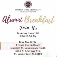 NASW Alumni Breakfast