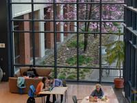 Celebration of Undergraduate Research | Lunch