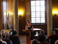 Literary Arts Reception