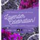 2018 Annual Lavender Celebration
