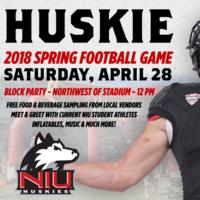 Communiversity Block Party and Huskie Bowl