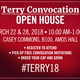 Terry Convocation Open House