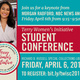 Terry Women's Initiative Student Conference | Stepping Up