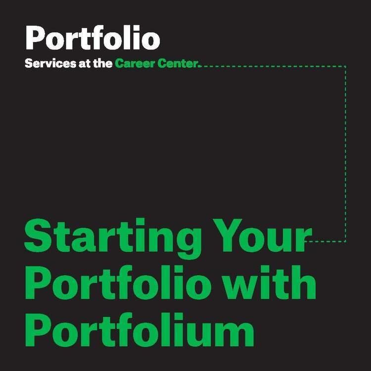 Starting Your Portfolio with Portfolium