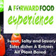A Food Forward Experience