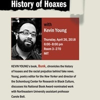 Bunk and the History of Hoaxes with Kevin Young