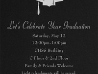CHSS Graduation Reception
