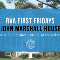 RVA First Friday at the John Marshall House