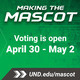 Vote for Fighting Hawks Mascot!