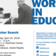 Work In Education - Teacher Search