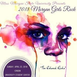 2018 Morgan Girls Rock