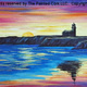 Steamers Lane Lighthouse - Paint & Sip class - First Friday Special ~ ONLY $25