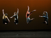 Undergraduate Dance Event
