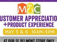 Customer Appreciation & Product Experience
