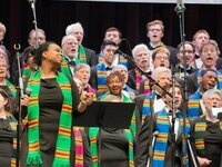 Dorothy Cotton Jubilee Singers present free concert May 11