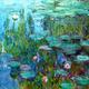 Monet's Waterlilies - Paint & Sip class - BYOB beer or wine!
