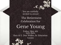 Retirement Celebration for Dr. Gene Young