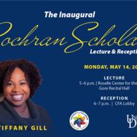 Inaugural Cochran Scholars Lecture