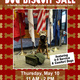Student Veterans Association Dog Biscuit Sale
