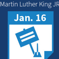 Martin Luther King, Jr. Holiday (College Closed)
