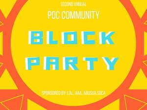 POC Community Block Party