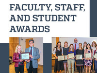 CPH Faculty, Staff, and Student Awards Presentation