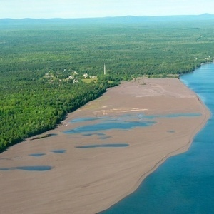 Geotour: Copper mining waste of Lake Superior Today