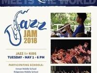 Rialto Jazz for Kids 2019 Jazz Jam