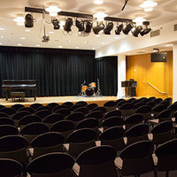School of Jazz Performance Space, Room I531, Arnhold Hall