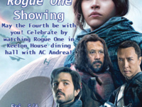 Star Wars Day - Rogue One Movie Showing