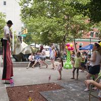 Children's Art Fair and Kanawha County Public Library Street Fair