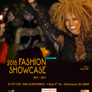 Tim Reid Productions 2018 Fashion Showcase