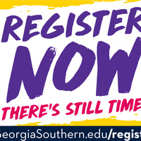 Register Now! There's Still Time