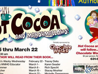Hot Cocoa and Marshmallows: Children's Author Series