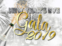 2018 New Year's Eve Gala at East Wind