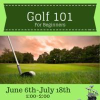 Golf 101 For Beginners